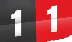 11.lv (viens viens) tiešsaistes kazino logo